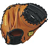 """Wilson A2000 Pudge 32.5"""" Baseball Catcher's Mitt"""