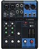 Yamaha MG06 - Mesa de mezcla analógica