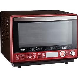 シャープ 過熱水蒸気オーブンレンジ RE-SS10B-R