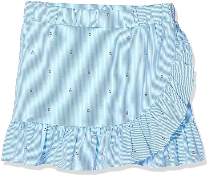 NAME IT Nkfdaimi Wrap Skirt Falda para Niñas: Amazon.es: Ropa y ...