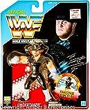 WWF 1991 Hasbro UNDERTAKER Vintage Wrestling Figure by Unknown