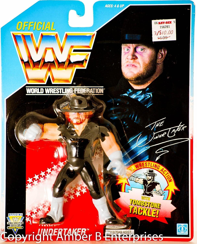 Vintage Wrestling Figures