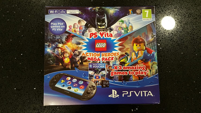 Mega Pack Lego Heroes Voucher Plus 8GB Memory Card [Importación ...