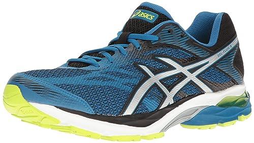 Asics Gel Flux 4 Hombre US 7 Azul Zapato para Correr: Amazon
