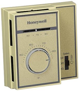 Honeywell t6169b4017 calor/frío termostato subbase: Amazon.es: Bricolaje y herramientas