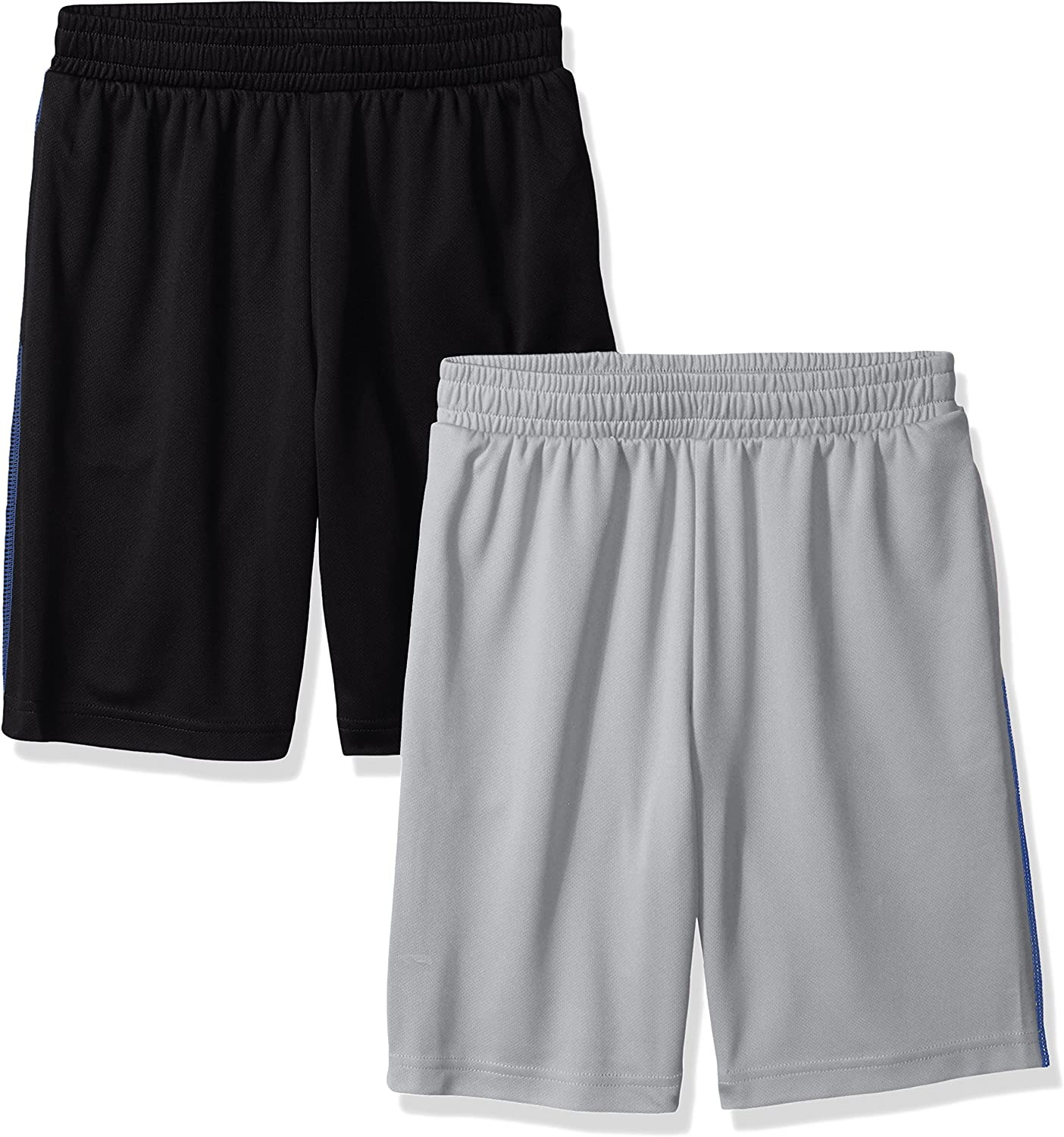 Essentials Boys 2-Pack Mesh Short
