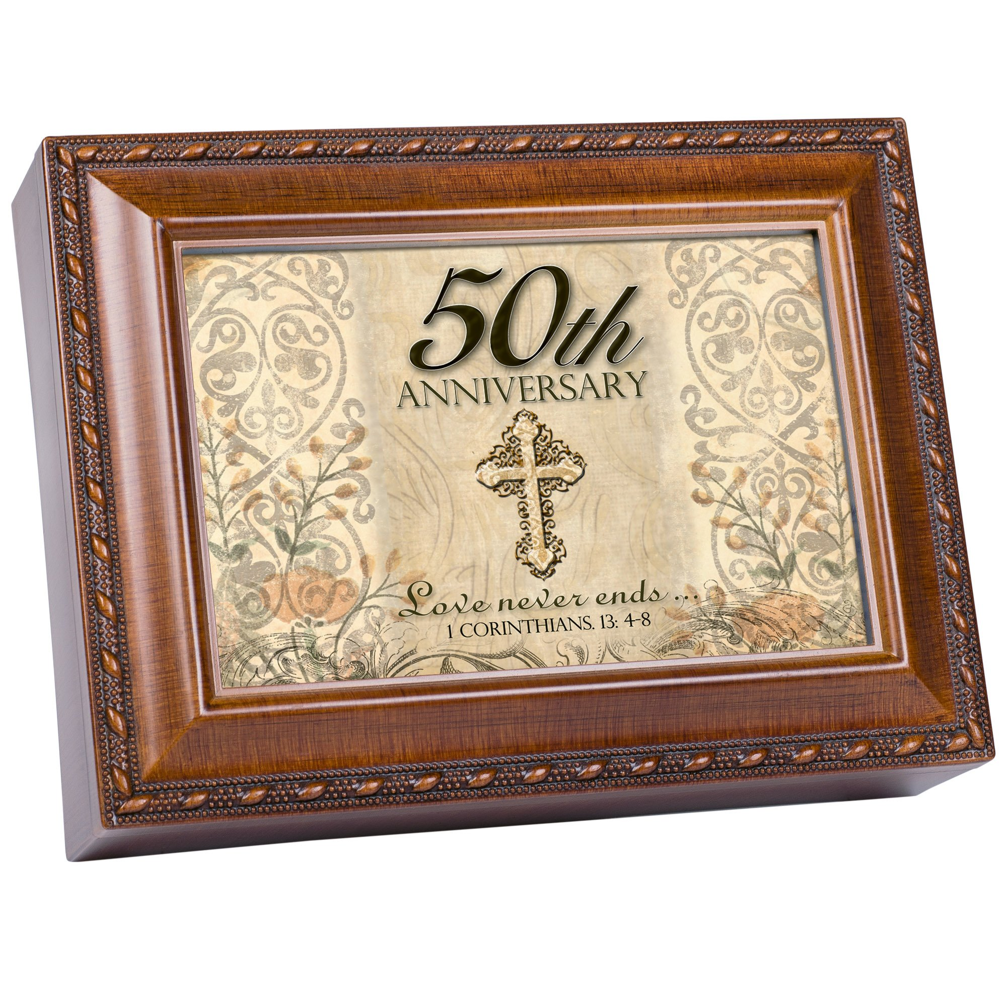 50th Anniversary Music Box (MBC7002S) - Song: Ave Maria