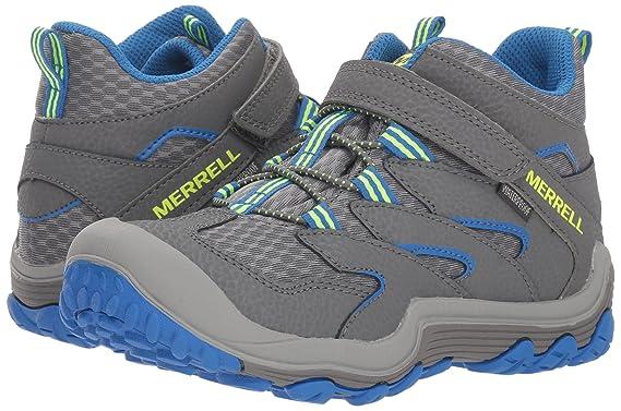 3deb85bc954 Merrell Girls M-Chameleon 7 Access Mid A/C Waterproof Walking Boots ...