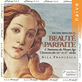 Beaute Parfaite - Alla Francesca, Pierre Hamon, Emmanuel Bonnardot
