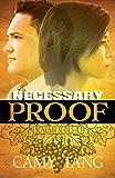 Necessary Proof: A Christian Romantic Suspense novella (Sonoma series)