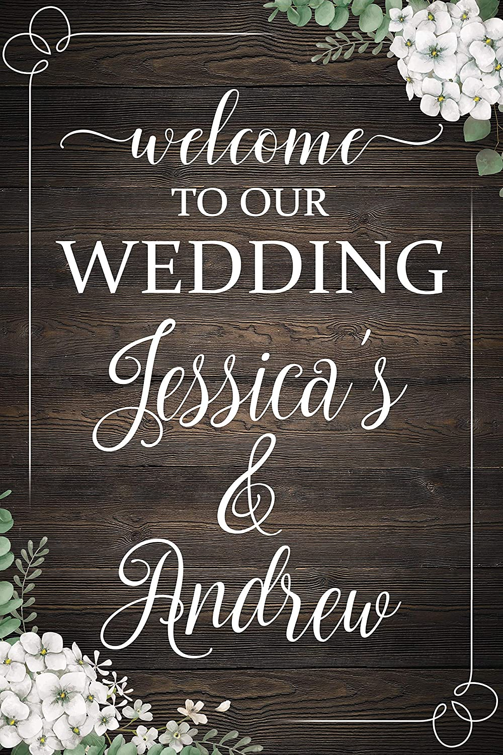 Rustic Wedding Signs.Rustic Wedding Party Welcome Sign Wooden Signs Wedding Party Decorations Rustic Wedding Signs Welcome Sign Wedding Reception Signs Handmade