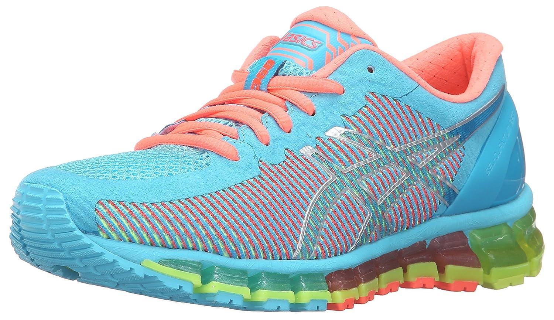 ASICS Women's Gel Quantum 360 cm Running Shoe AquariumWhite