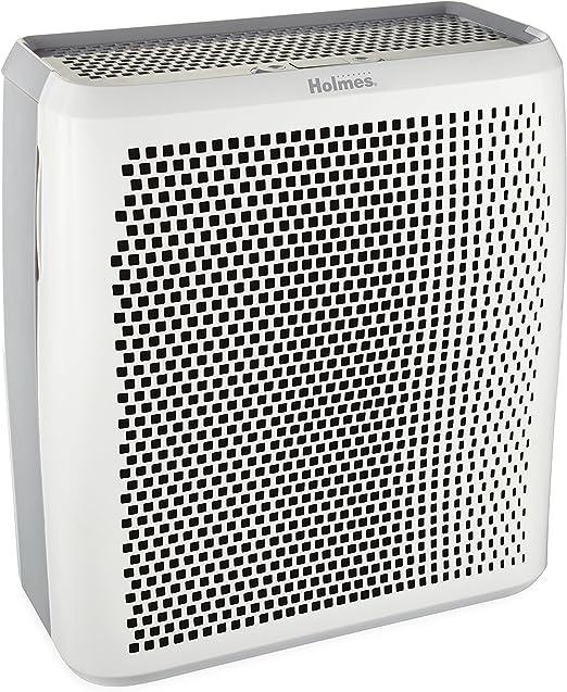 Holmes Air Purifier Allergen Remover 4-Speed Auto Shut-Off Digital Display