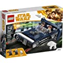 LEGO Star Wars Han Solo Landspeeder Building Kit (345 Piece)