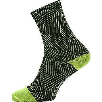 Gore Wear, Calcetines Medios Transpirables Unisex para Ciclismo, Gore C3 Optiline Mid Socks, 100227: Amazon.es: Deportes y aire libre