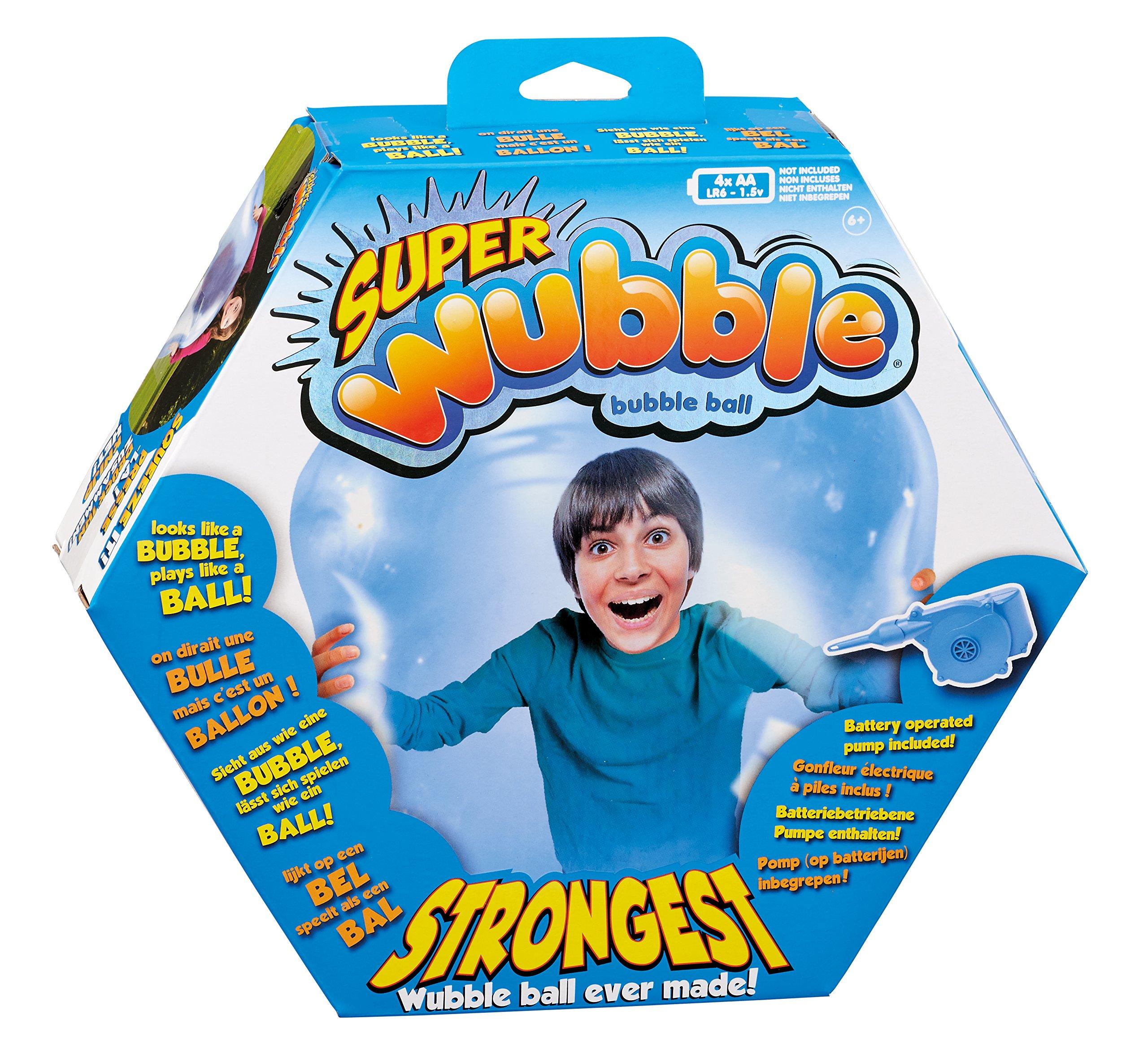Wubble Super NS20169.4300 with Pump, Blue
