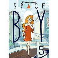 Stephen Mccranie's Space Boy Volume 5 [Idioma Inglés]