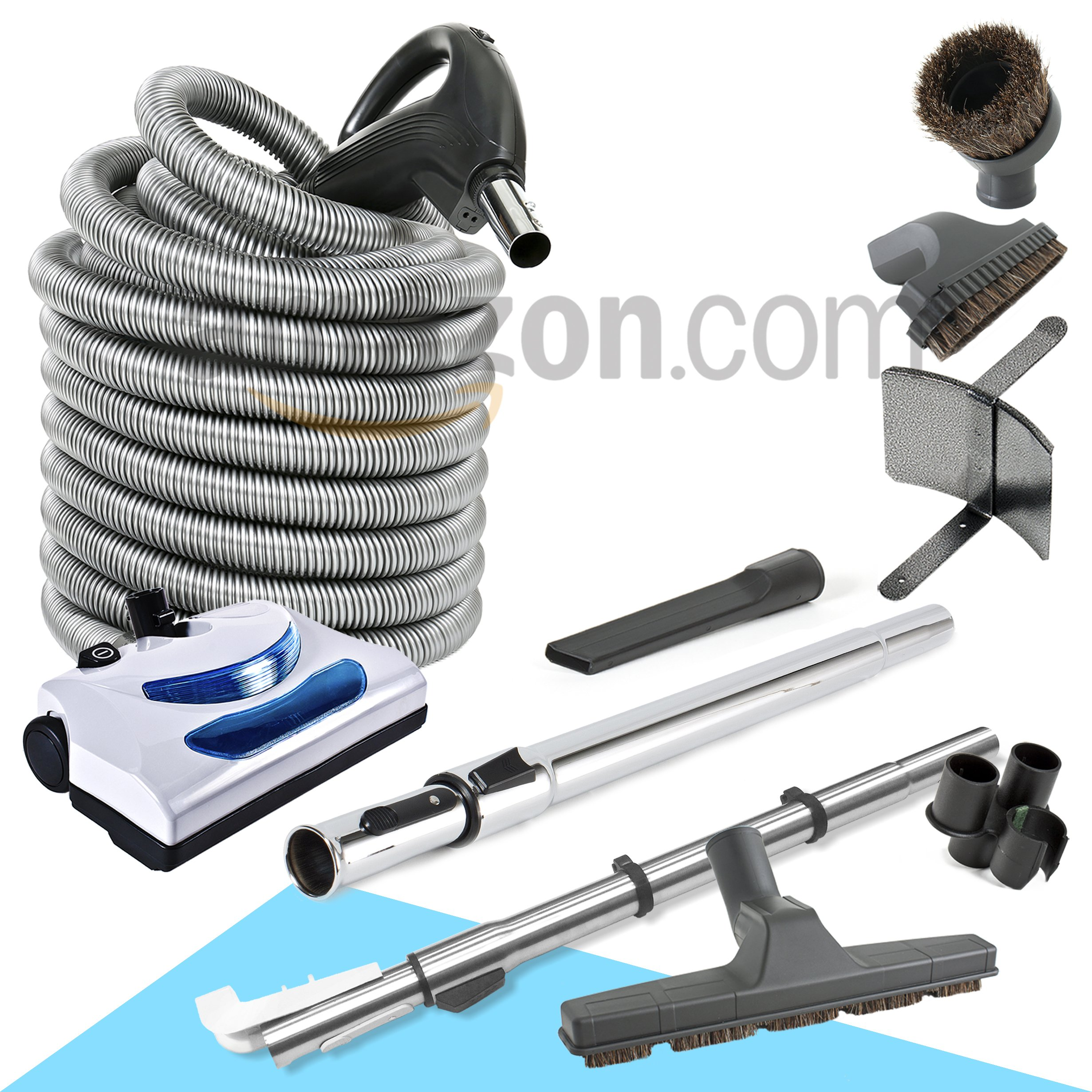 Cana-Vac Value Power Kit 30 Foot 110V/24V -- Exclusive Listing by Johnston's Vac & Sew