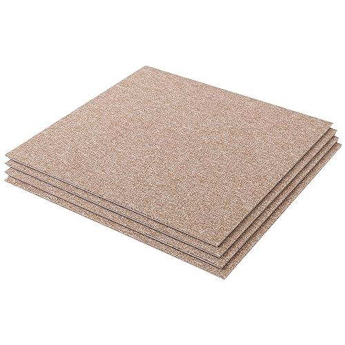 東リ撥水タイルカーペット同色8枚セット (1枚:50×50cm) ベージュ 47460005