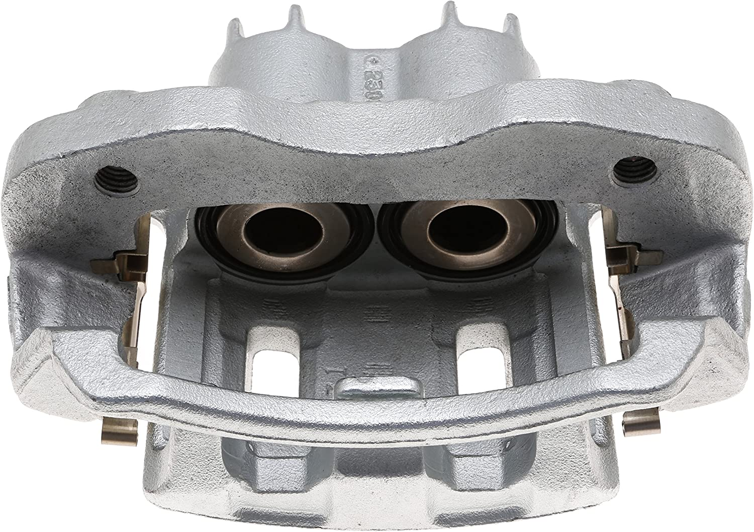 ACDelco 18FR1405C Professional Front Disc Brake Caliper Assembly without Pads Remanufactured Friction Ready Coated