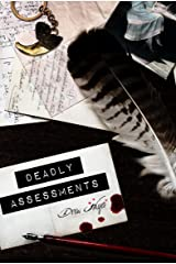 Deadly Assessments (Fred The Vampire Book 5)