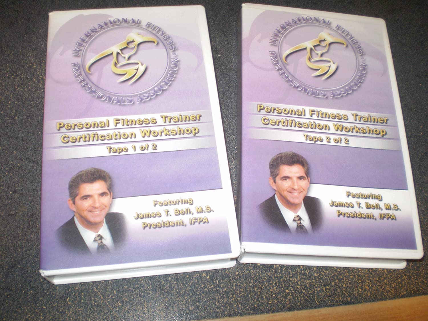 Amazon Ifpa Personal Fitness Trainer Certification Workshop Set