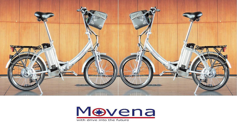 2 x Pedelec Movena AFH 20,