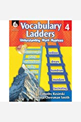 Understanding Word Nuances, Level 4 (Vocabulary Ladders) Paperback