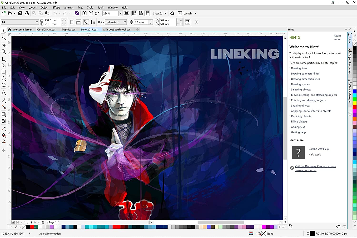 Drawing Lines In Coreldraw : Coreldraw graphics suite pc amazon software