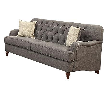 Amazon.com: Acme Muebles 53690 sofá de Alianza con 2 ...