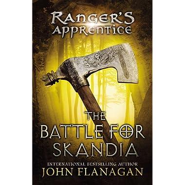 The Battle for Skandia (Ranger's Apprentice, Book 4)