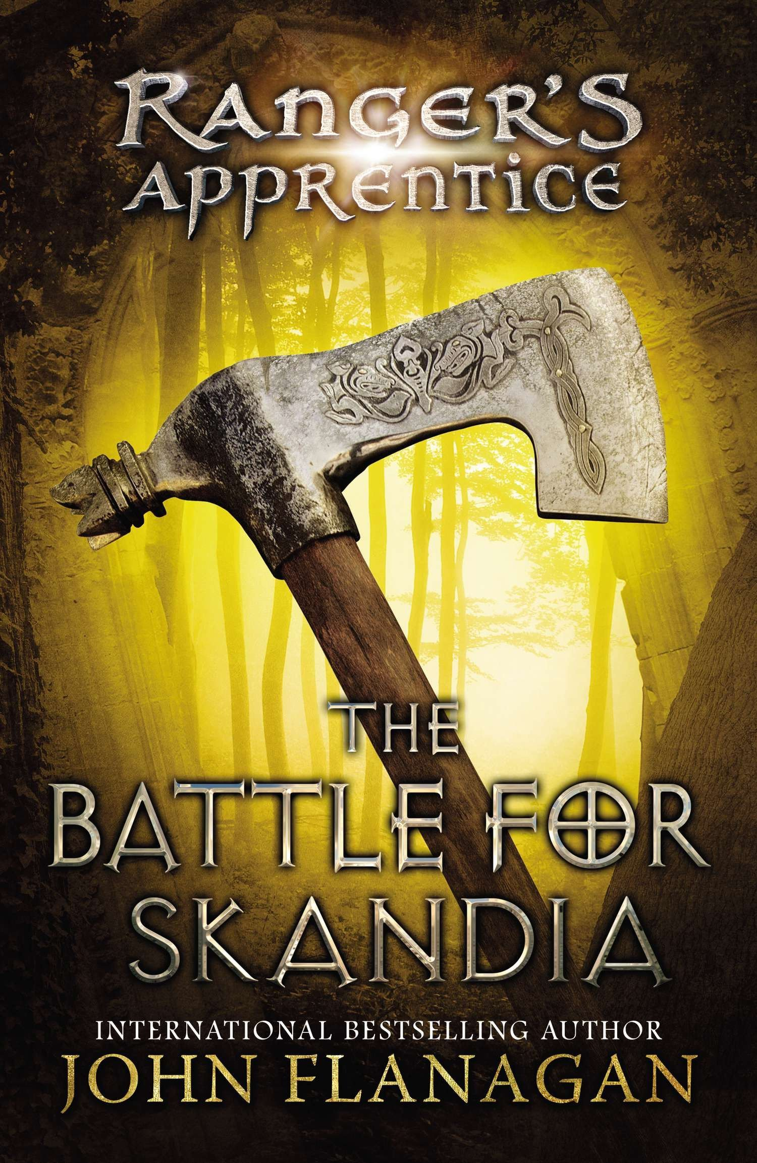 The Battle for Skandia (Ranger's Apprentice, Book 4) pdf epub
