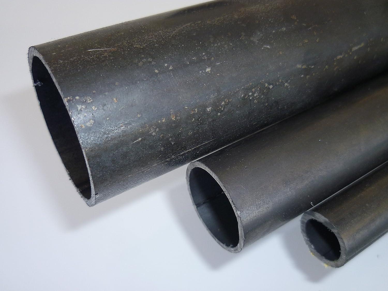 B/&T Metall Stahl Vierkant 15 x 15 mm ST 37 gewalzt 1000 mm +0//-3 mm schwarz 1 mtr. L/änge ca
