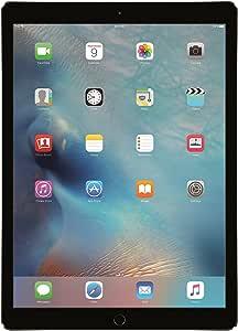 (Renewed) Apple iPad Pro (128GB, Wi-Fi, Space Gray) 12.9in Tablet