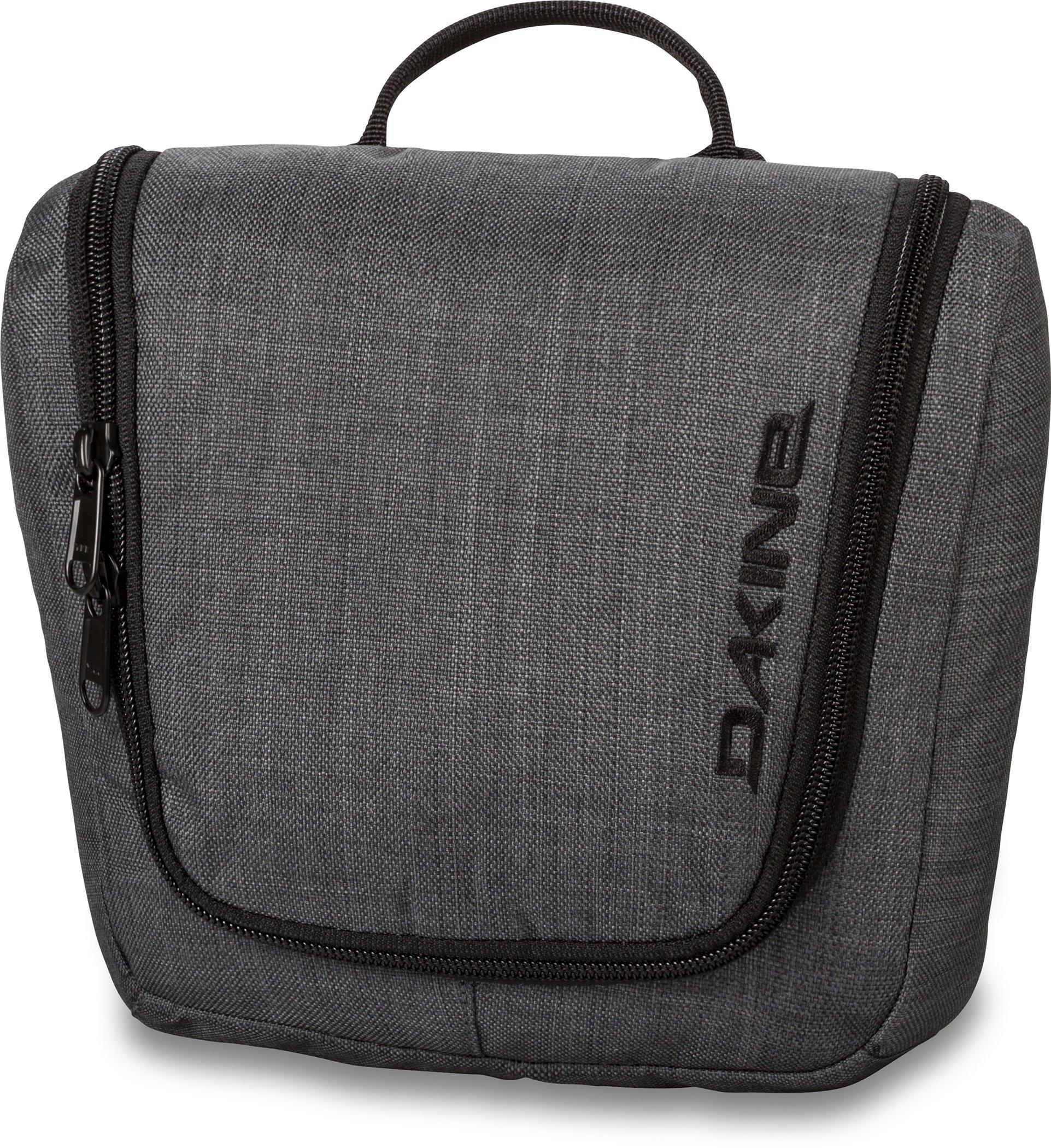 Dakine Travel Kit Toiletry Bag, One Size, Carbon