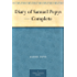 Diary of Samuel Pepys — Complete (English Edition)
