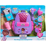 Just Play Doc McStuffins First Responders Backpack Set