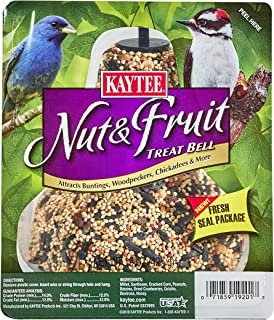 product image for Kaytee Nut And Fruit Seed Treat Bell, 15-Ounce