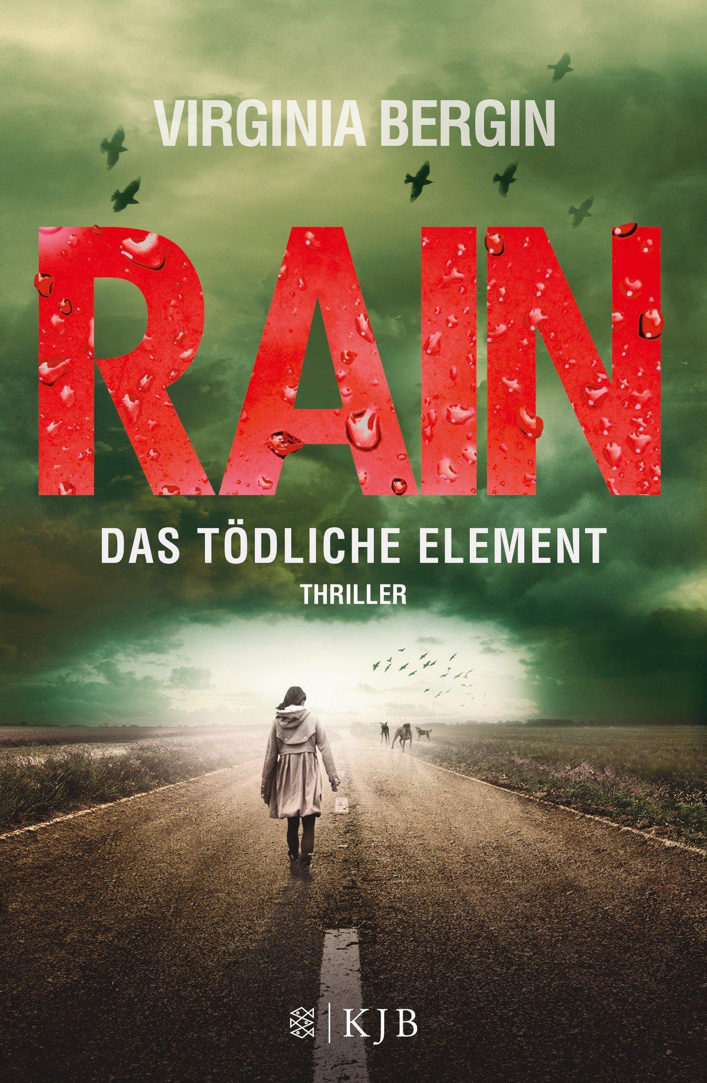 Rain – Das tödliche Element: Amazon.de: Bergin, Virginia, Schmidt ...