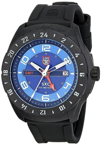 Luminox XL – Reloj de pulsera analógico cuarzo caucho 5023