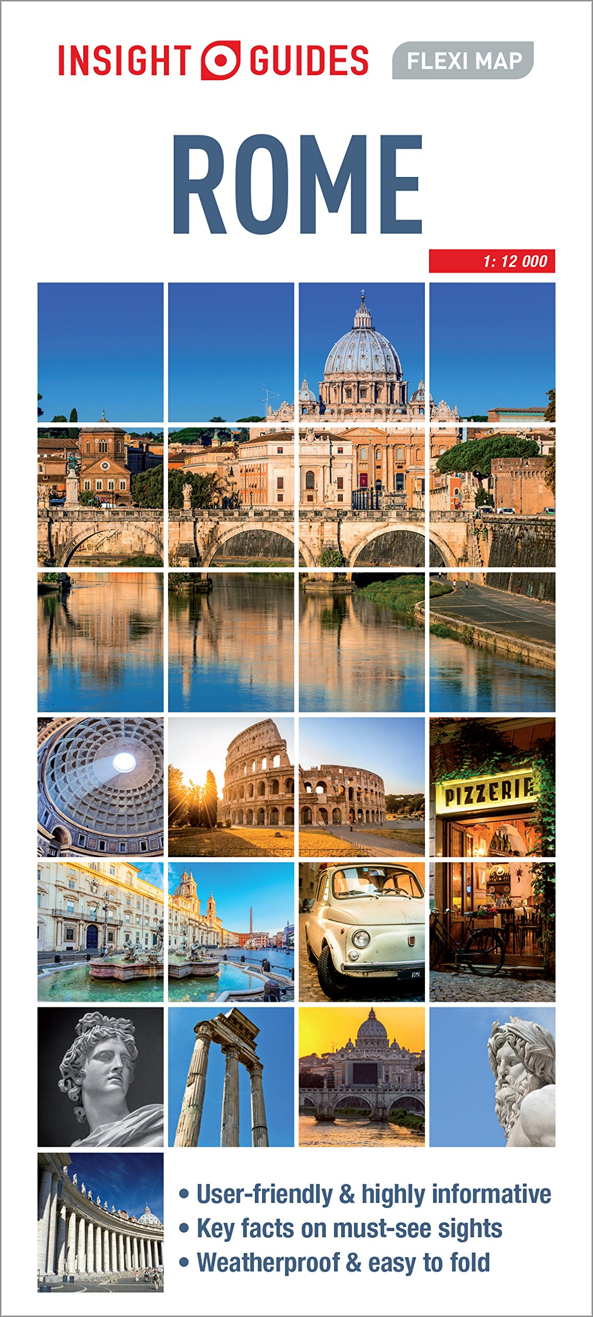 Download Insight Guides Flexi Map Rome (Insight Flexi Maps) ebook