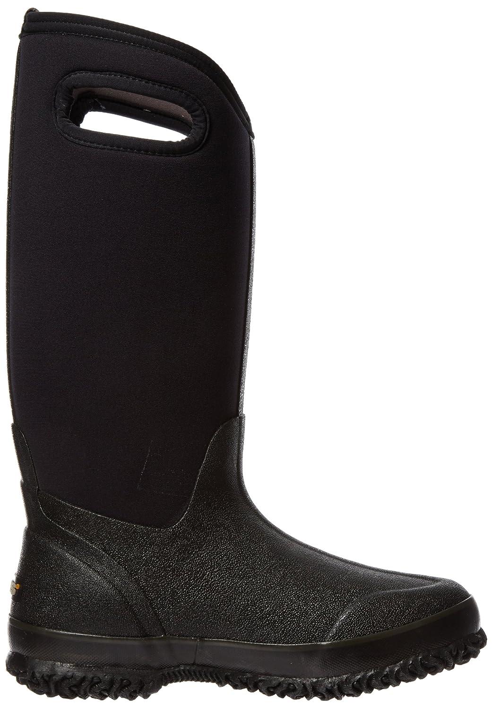 Bogs Women's B0022NI0FK Classic High Handle Waterproof Insulated Rain Boots B0022NI0FK Women's 10 B(M) US Black 2fc05a