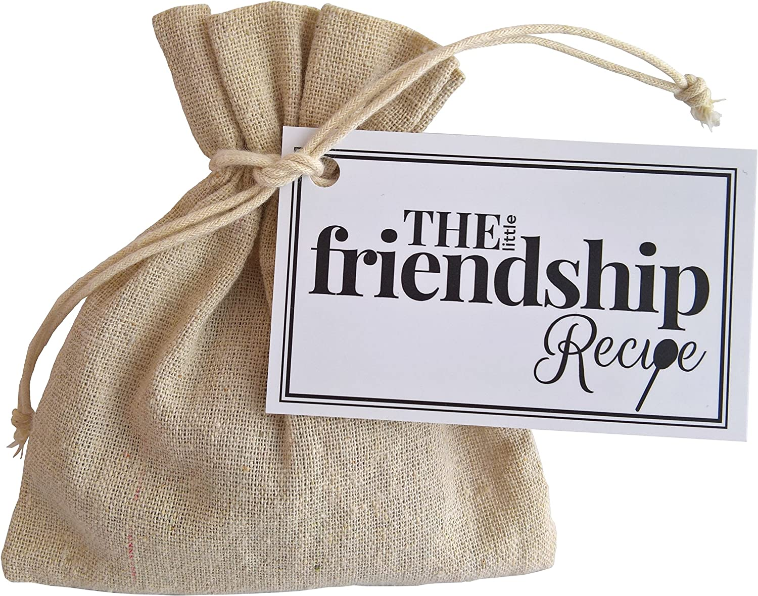 A Lovely and Thoughtful Unique Gift or Token to Show That You Value Your Friend whether its their Birthday a Thank You The Little Friendship Recipe Christmas...