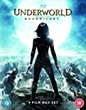Underworld Quadrilogy [Blu-ray]