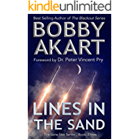 Lines in the Sand: Post Apocalyptic EMP Survival Fiction (The Lone Star Series Book 3) book cover
