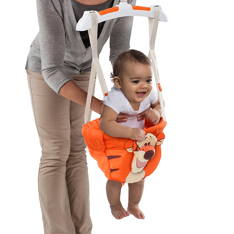 Disney Baby Tigger - Saltador de puerta