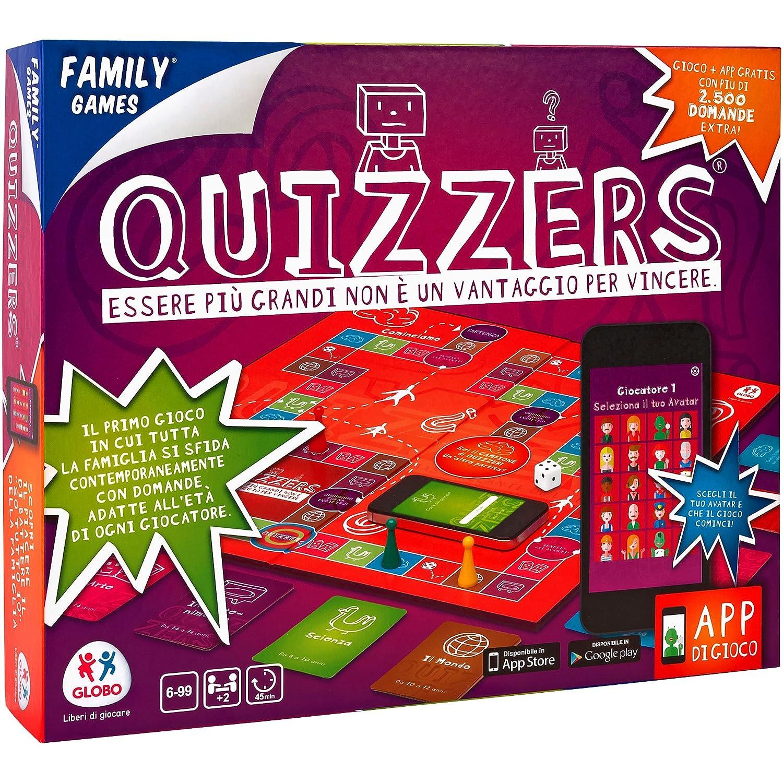 Family Games 37921 - Brettspiel Quizzers