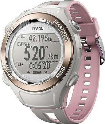 cd69083566 [エプソン リスタブルジーピーエス]EPSON Wristable 腕時計 GPS機能 ランニング SF-120R