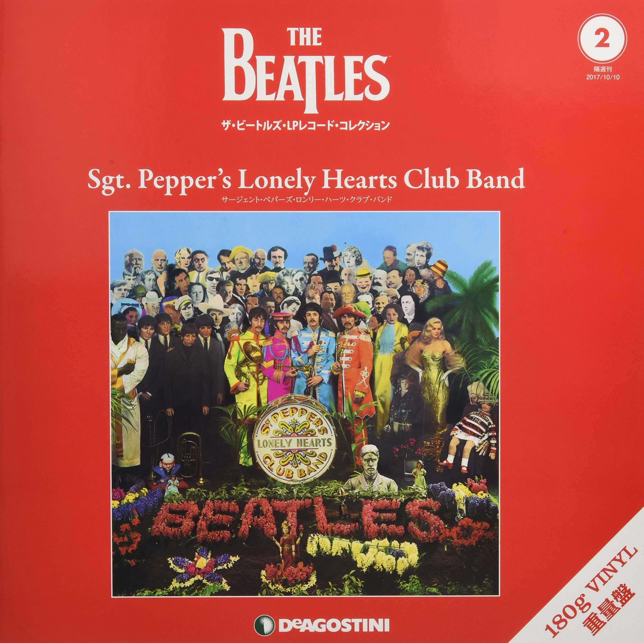 ザ・ビートルズ・LPレコード 2号...