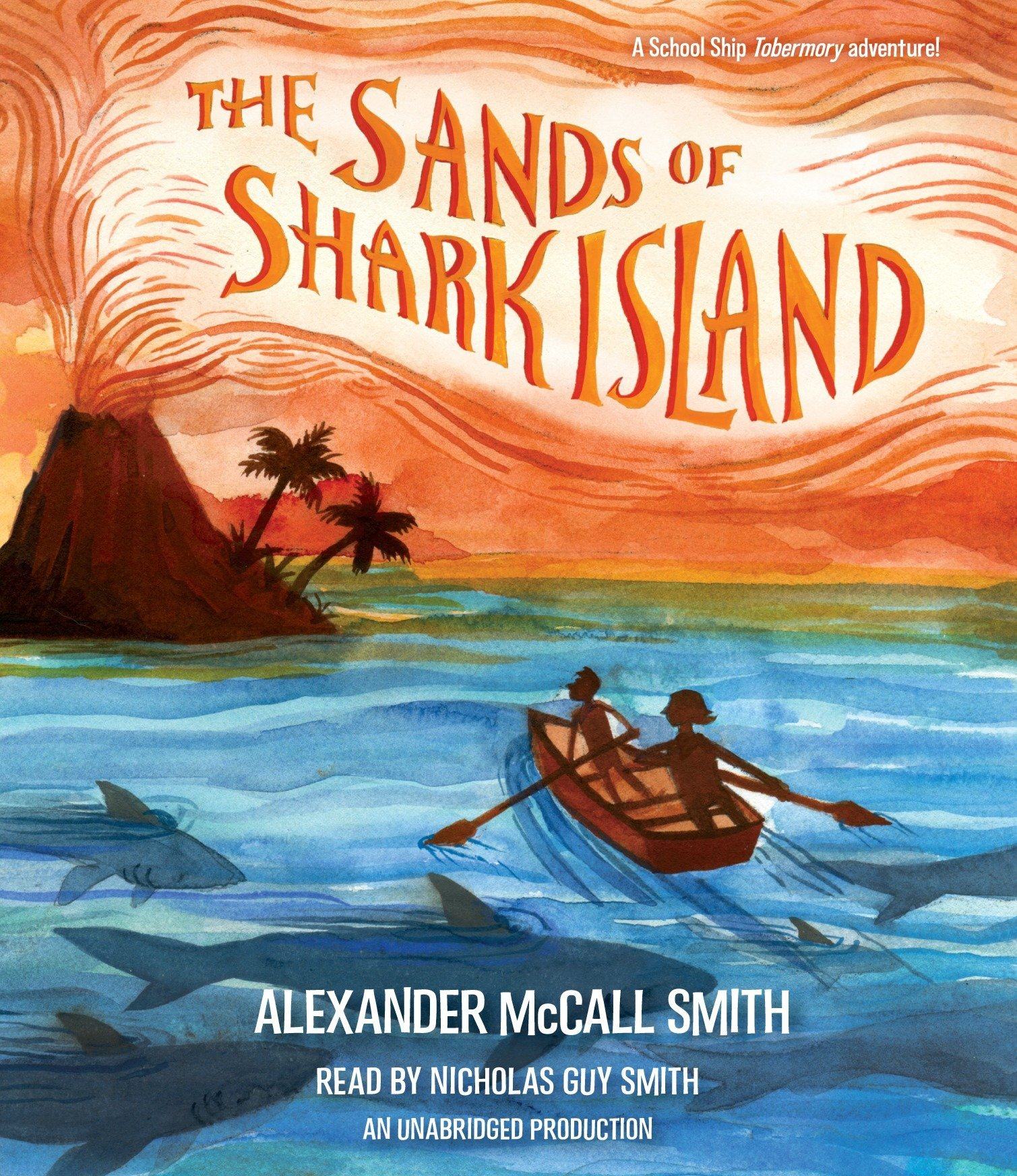 The Sands of Shark Island (School Ship Tobermory)